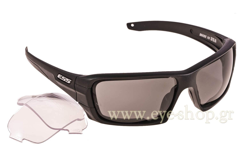 ΓυαλιάESSROLLBAREE 9018 03 Black with Rapid Lens Exchange