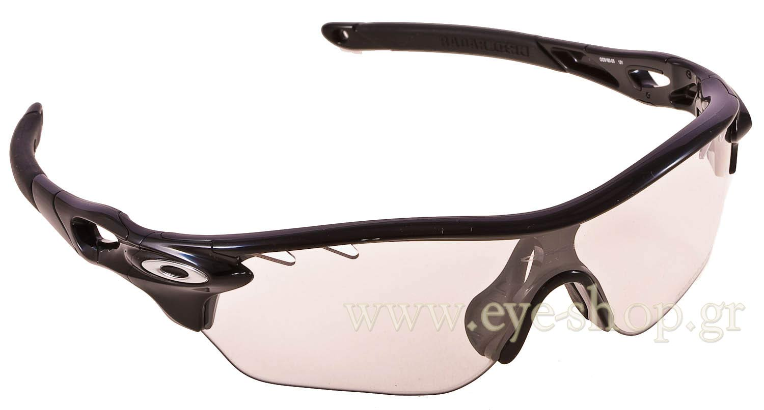 Γυαλιά Oakley Radarlock Edge 9183 9183 05 black iridium Photochromic