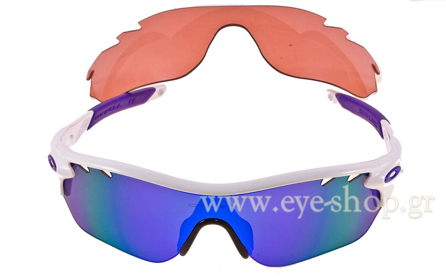 Oakley Radarlock Edge 9183