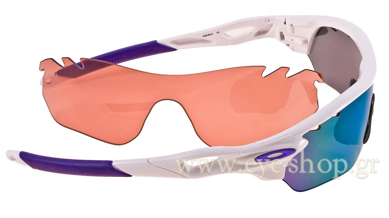 OakleyμοντέλοRadarlock Edge 9183στοχρώμα9183 01 violet iridium