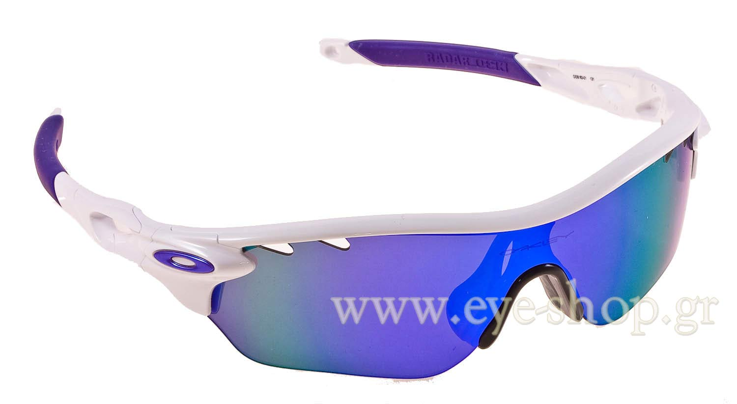 Γυαλιά Oakley Radarlock Edge 9183 9183 01 violet iridium