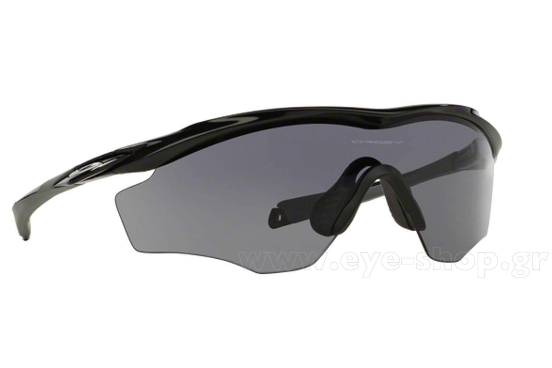 ΓυαλιάOakleyM2Frame XL 934301 Black Grey
