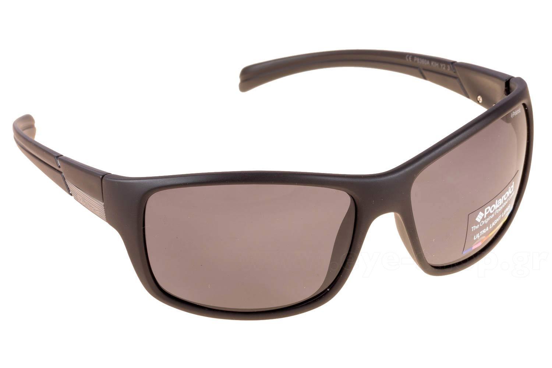 ΓυαλιάPolaroidP 8360AKIH  (Y2)BLACK (GREY PZ)polarized