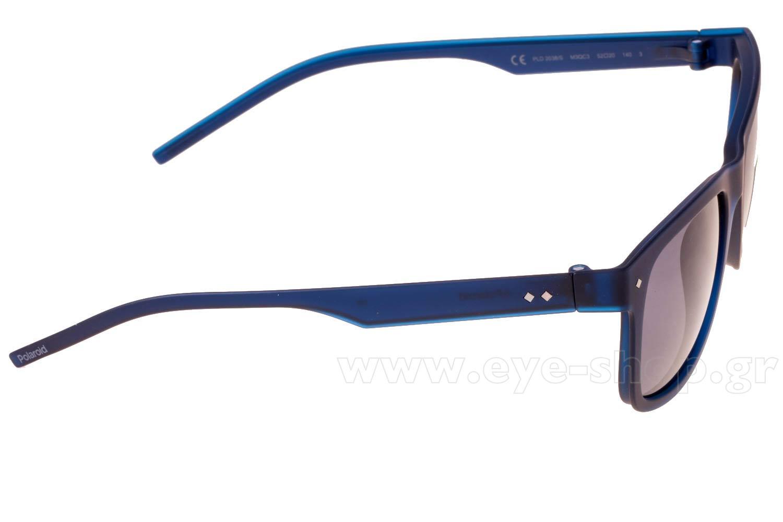 PolaroidμοντέλοPLD 2038 SστοχρώμαM3Q  (C3)BLUE (GREY PZ)